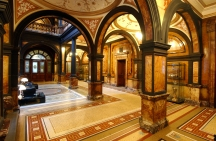 City chambers interior, cc by Light on the Path