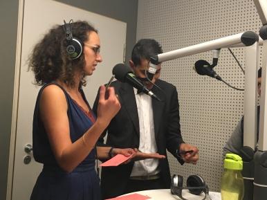 Dezentralisierung und direkte Demokratie – Ein deutsch-tunesisches Jugend-Radioprojekt